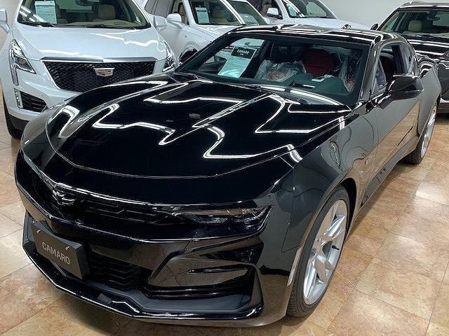シボレーカマロ(シボレー) LT RS BOSEスピーカー・アップルカープレイ・アンドロイドオート・ヘッドアップディスプレイ・ 中古車画像