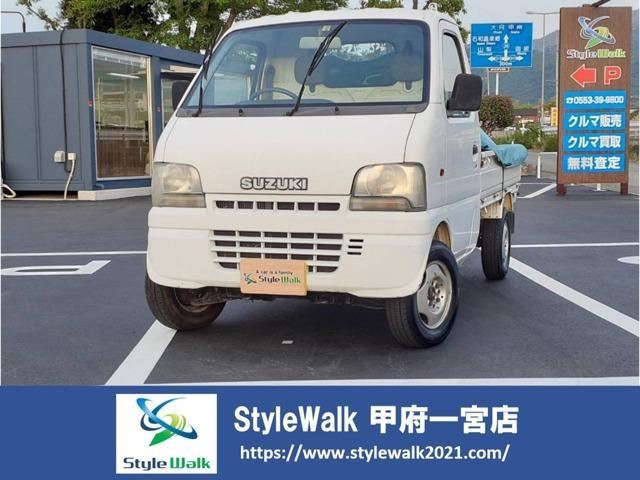 スズキ キャリイトラック KU 4WD/AT/エアコン