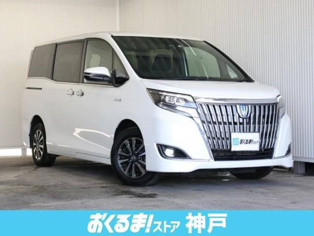トヨタ ハイブリッドXi スマートキー 両側Pスラ