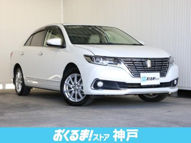トヨタ プレミオ 2.0G EXパッケージ セーフティセンス ドラレコ ナビ