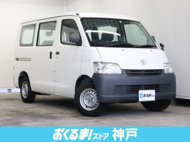 トヨタ タウンエースバン DX 5人乗り 純正オーディオ ETC