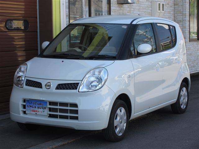 日産 E 車検R5年5月18日 走行距離は3万キロ台 インテリキー CD ベンチシート 電格ミラー オートライト