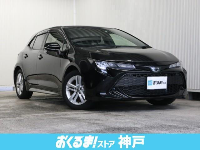 トヨタ G セーフティセンス T-connectナビ クルコン