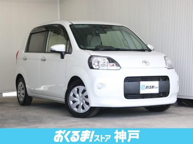 トヨタ ポルテ Y 禁煙車 メモリーナビ TV Bカメラ キーレス