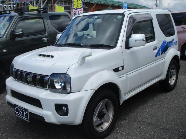 スズキ ジムニーシエラ  ランドベンチャー 4WD キーレス シートヒーター