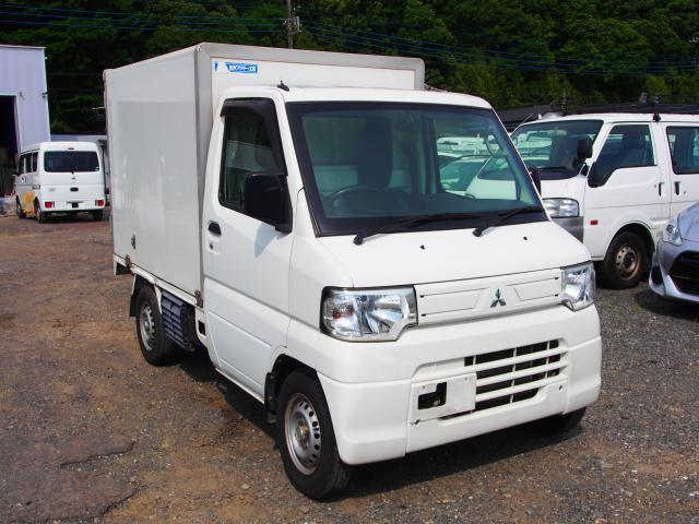 三菱 ミニキャブトラック  冷蔵冷凍車 動作確認済  5MT ETC