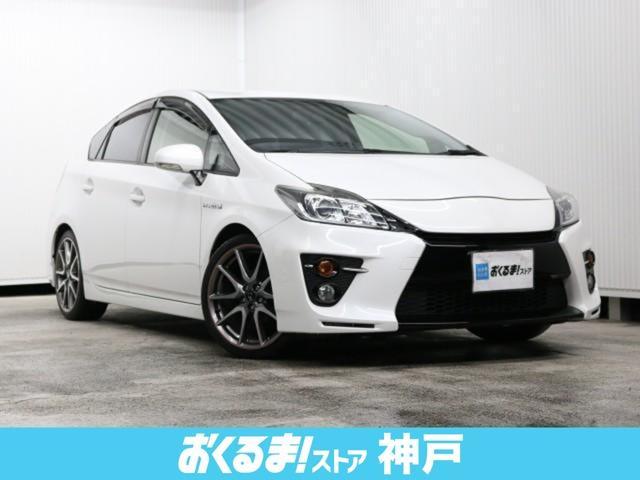 トヨタ Sツーリングセレクション・G's フルセグ BTオーディオ