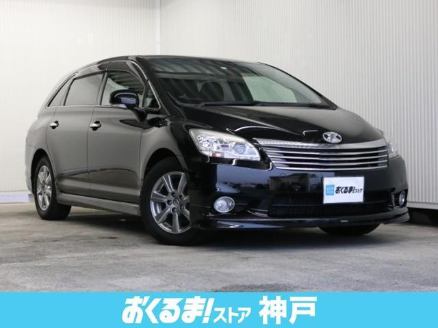 トヨタ マークXジオ エアリアル 4WD HDDナビTV リモートスターター