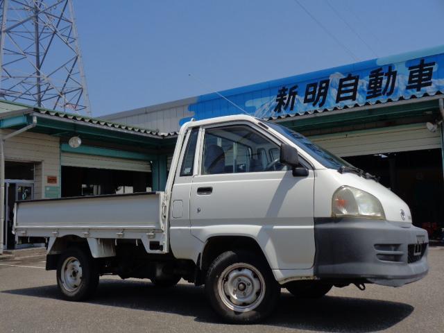 トヨタ シングルタイヤ 5MT 800キロ積み