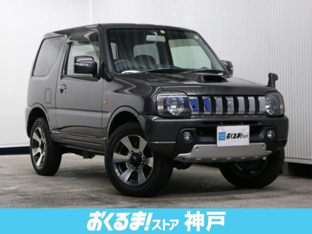 スズキ ジムニー クロスアドベンチャーXC 4WD ナビ フルセグ 5MT