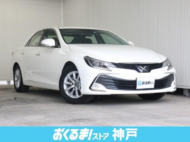 トヨタ マークX 250G セーフティセンス プッシュスタート SDナビ