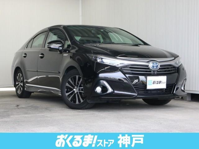 トヨタ SAI G Aパッケージ LKA プリクラッシュ