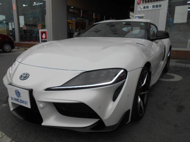 トヨタ RZ 純正19インチAW・JBLプレミアムサウンドナビ・オプションレザーシート