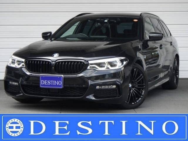 BMW 5シリーズ 523dツーリング Mスポーツ 特別仕様車 ブラックアウト