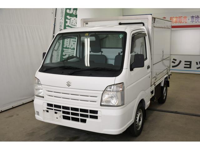 スズキ 移動販売冷凍車 4WD