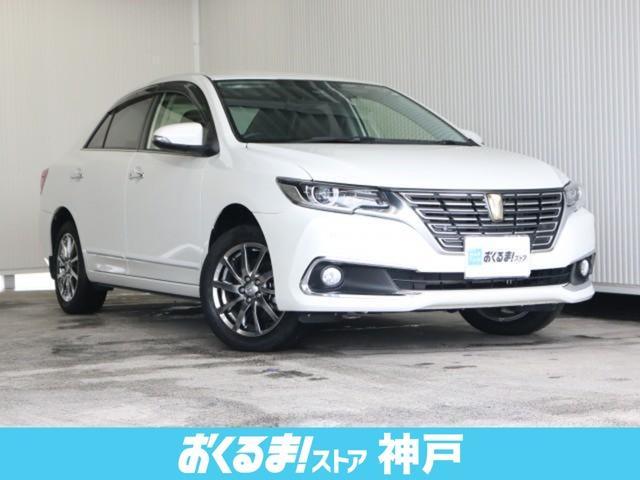 トヨタ 2.0G EXパッケージ OP装備車 ブラウン本革シート