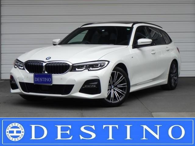BMW 3シリーズ 318iツーリング Mスポーツ オプション装着車