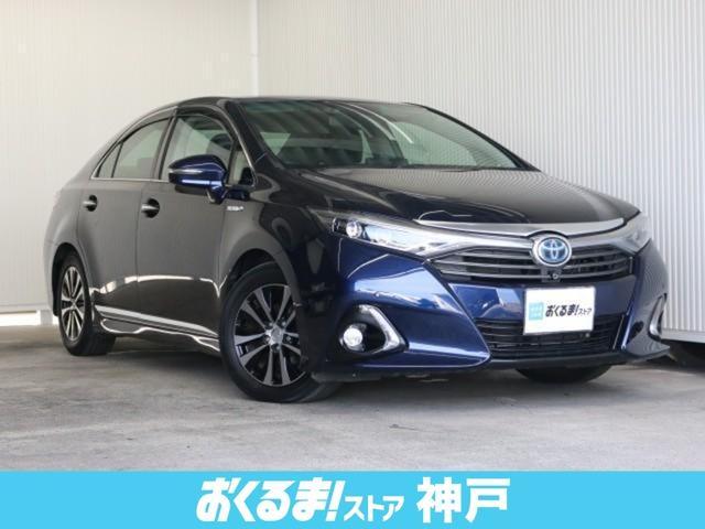 トヨタ G Aパッケージ 黒本革シート LKA プリクラ ETC