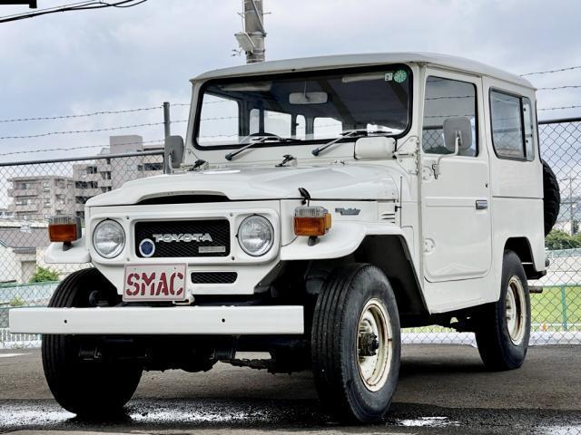 ランドクルーザー40(トヨタ)  ディーゼル NOX適合車 中古車画像