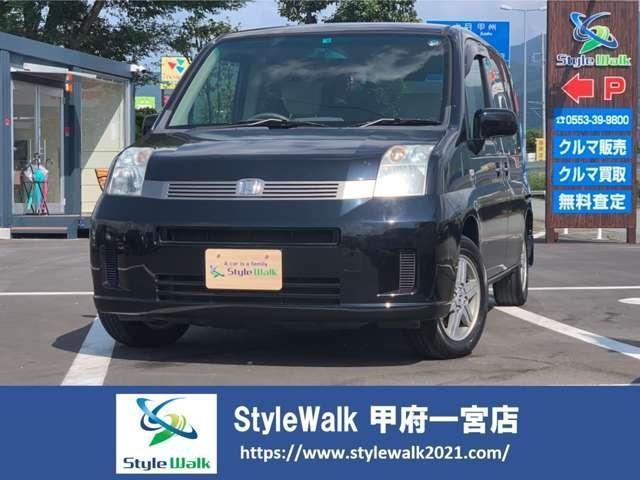 ホンダ W DVDナビ/バックモニター/電動スライドドア/オートエアコン/ETC/電格ミラー/3列シート/純正アルミホイール/ユーザー買取車