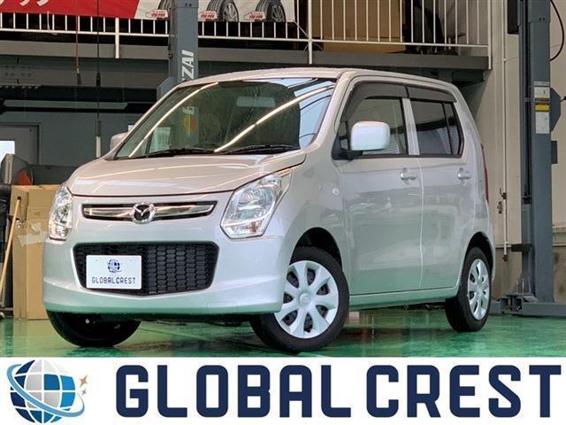 マツダ フレア XG CD再生 ベンチシート 電動格納ミラー シートヒーター アイドリングストップ フル装備 運転手席エアバッグ 助手席エアバッグ 走行0.7万キロ 車検令和5年6月