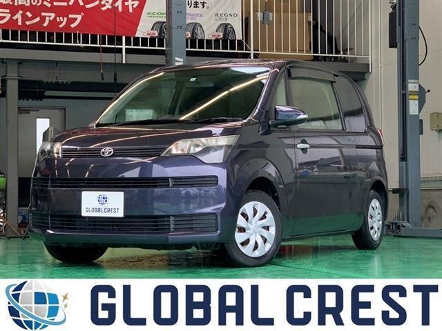 トヨタ スペイド X 電動スライドドア キーレス CD再生 エアコン パワステ 走行5.0万キロ