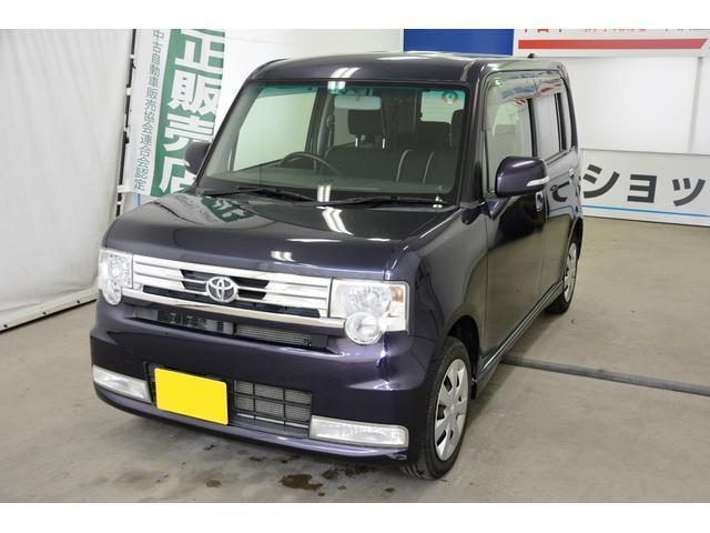 トヨタ ピクシススペース カスタム X 4WD エコアイドル 純正ナビ バックモニター スマートキー