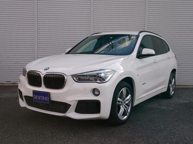 BMW sDrive 18i Mスポーツ ワンオーナー車