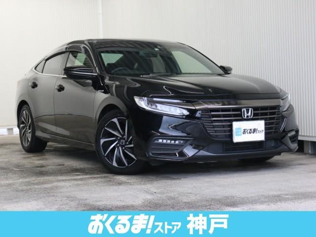 ホンダ EX・ブラックスタイル ナビ Hセンシング