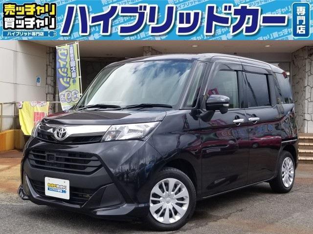 トヨタ 1.0 G S 純正SDナビ