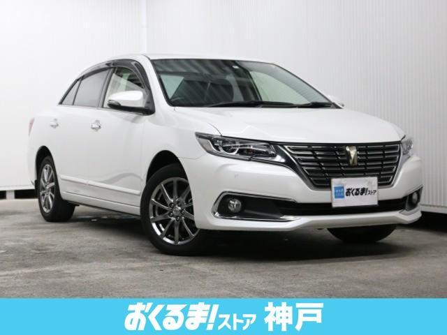 トヨタ プレミオ 2.0G EXパッケージ OP装備車 ブラウン本革シート