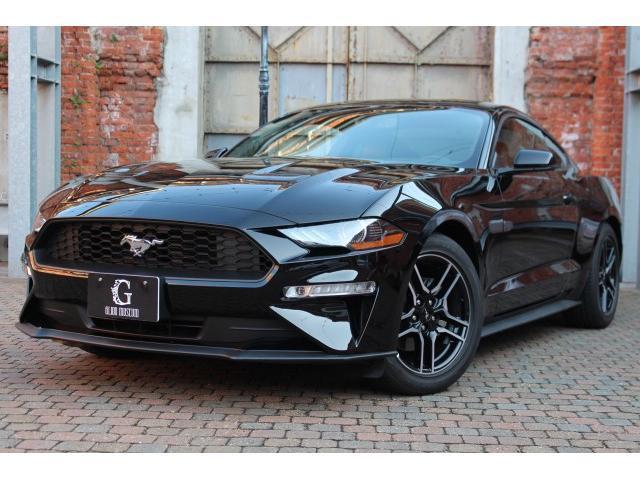 フォード エコブースト プレミアム 2020yモデル 新車並行 ブラックレザー 2.3Lエコブーストエンジン AppleCarPlay&AndroidAuto デジタルメーター シートヒーター&ベンチレーション