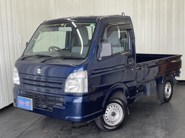 スズキ KCエアコン・パワステ農繁仕様 4WD/5速マニュアル/ETC