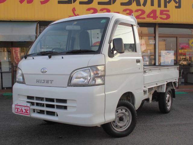 ダイハツ エアコン・パワステ スペシャル 4WD マニュアル車