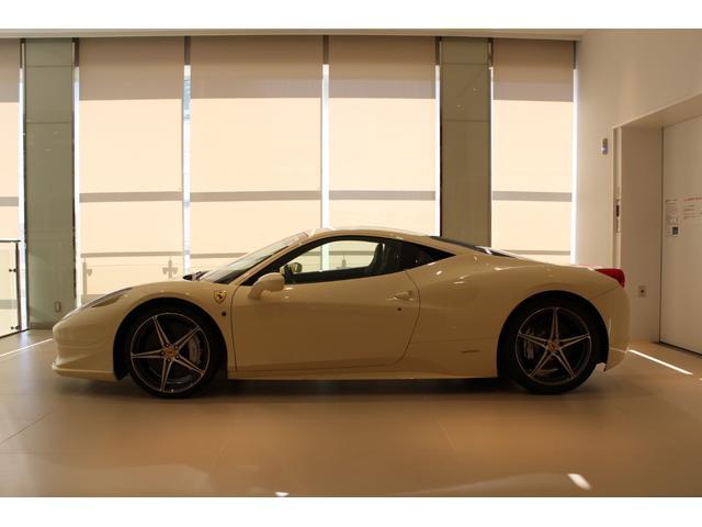 「フェラーリ」「フェラーリ 458イタリア」「クーペ」「静岡県」の中古車5