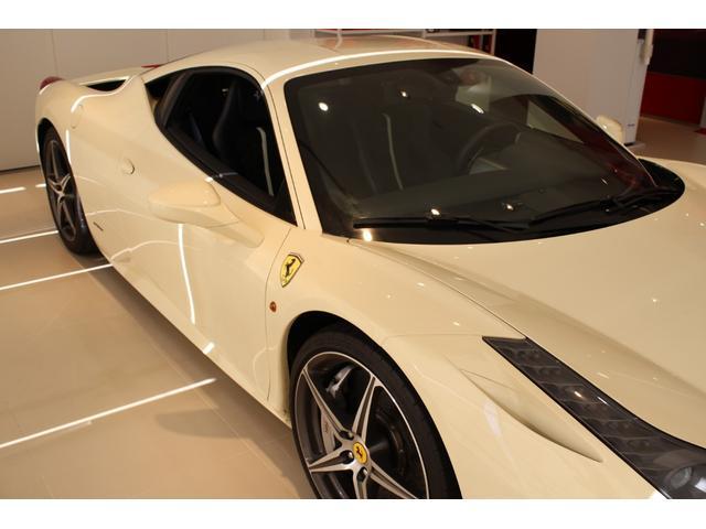 「フェラーリ」「フェラーリ 458イタリア」「クーペ」「静岡県」の中古車6