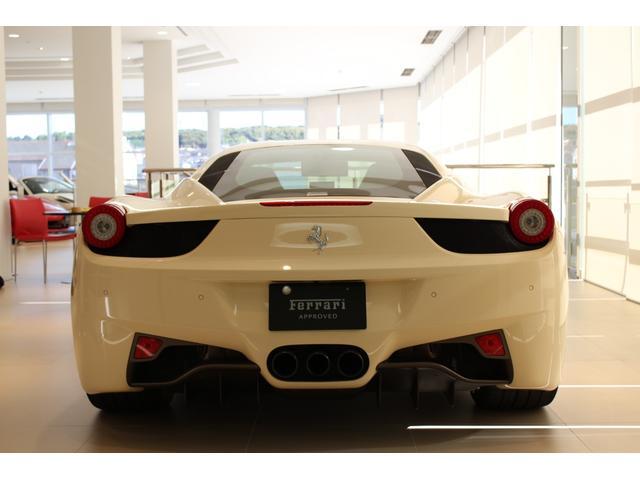 「フェラーリ」「フェラーリ 458イタリア」「クーペ」「静岡県」の中古車9