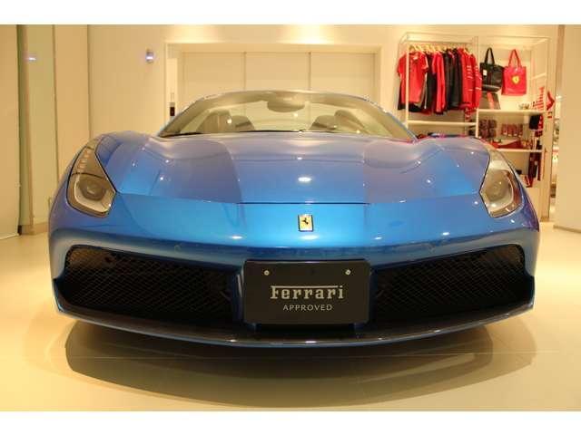 FerrariAPPROVED  BluCorsa(2枚目)
