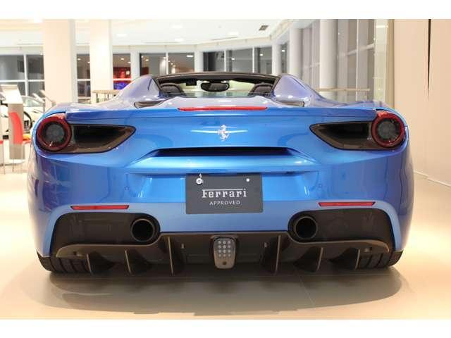 FerrariAPPROVED  BluCorsa(3枚目)