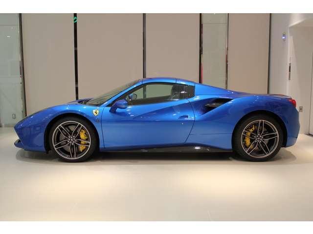 FerrariAPPROVED  BluCorsa(5枚目)