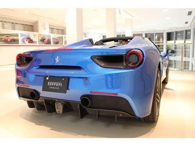 FerrariAPPROVED  BluCorsa(8枚目)