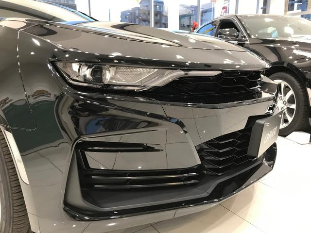 LTRS新車未登録車2019ブラック/アドレナリンレッド(4枚目)
