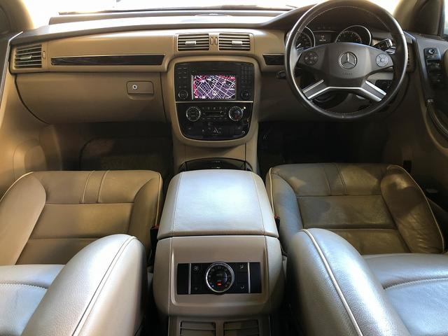 「メルセデスベンツ」「Rクラス」「SUV・クロカン」「静岡県」の中古車7