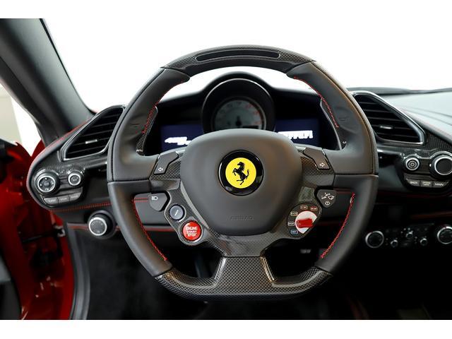 「フェラーリ」「フェラーリ 488スパイダー」「オープンカー」「静岡県」の中古車12