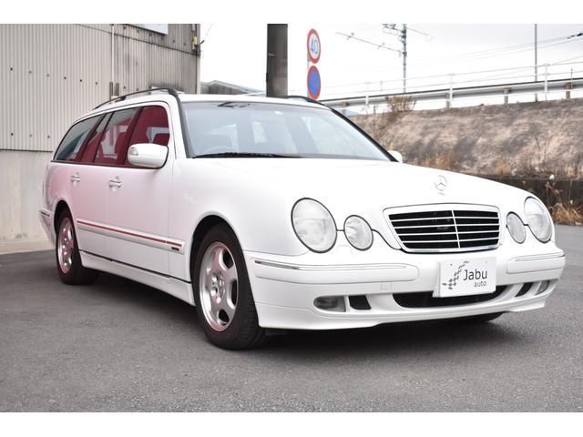 「メルセデスベンツ」「Eクラスワゴン」「ステーションワゴン」「静岡県」の中古車4