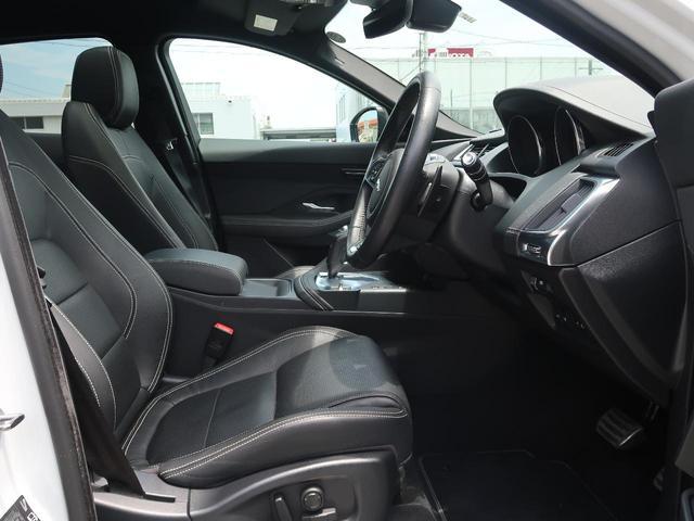 質感の高いブラックレザーシートでございます。使用感が出やすい運転席ですが、綺麗な状態を保っております。前席の状態は内装の状態を見る大きなポイントになると思いますので、是非一度、実際にご覧くださいませ。