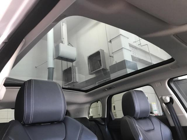 HSE 認定中古車 ガラスルーフ レザーシート MERIDIANサウンド サラウンドカメラ 衝突被害軽減ブレーキ HIDヘッドライト ブラインドスポットモニター パワーバックドア メモリー機能付パワーシート(4枚目)