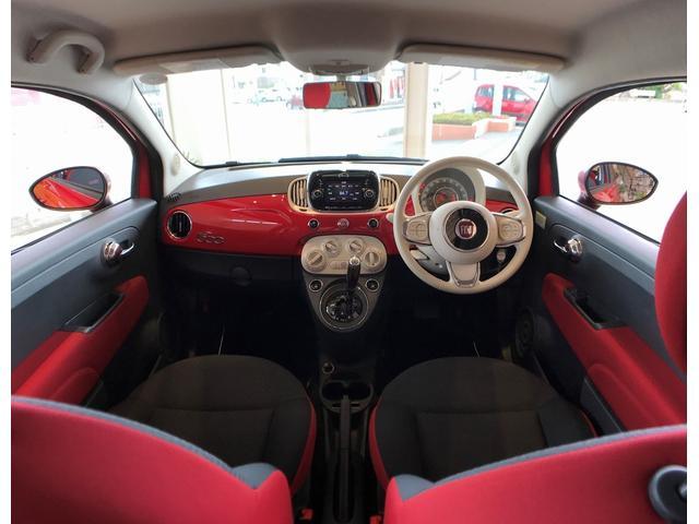 「フィアット」「500(チンクエチェント)」「コンパクトカー」「静岡県」の中古車8