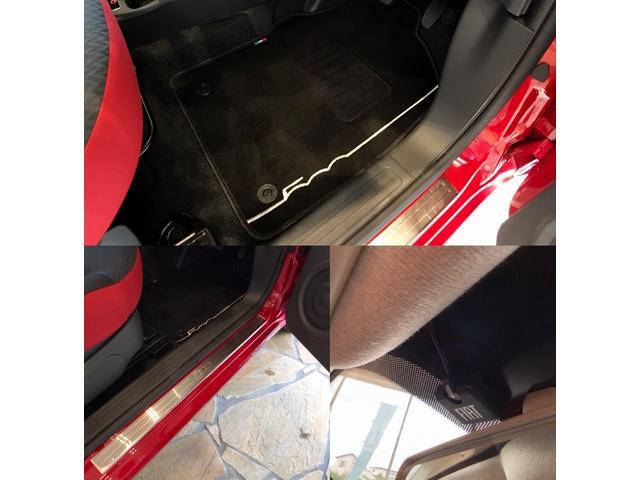 「フィアット」「500(チンクエチェント)」「コンパクトカー」「静岡県」の中古車14