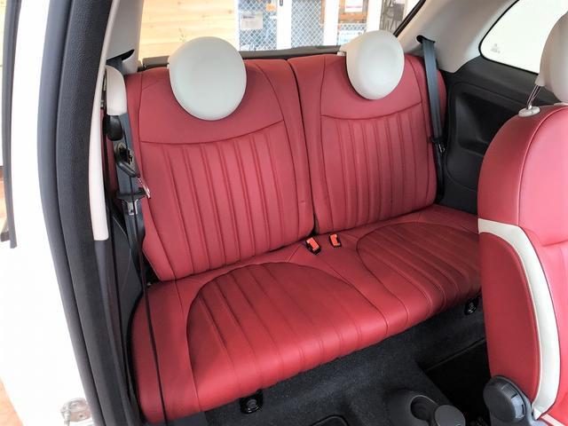 「フィアット」「500(チンクエチェント)」「コンパクトカー」「静岡県」の中古車16